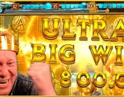 ULTRA BIG WIN — The Sword & the Grail!