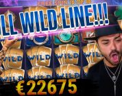 ROSHTEIN Big Win on Street magic Slot — Top 5 Wins of week