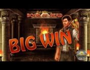 BIG WIN ON BOOK OF DEAD (PLAY'N GO) — 5€ BET!