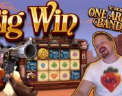 One Armed Bandit BIG WIN (NEW SLOT)