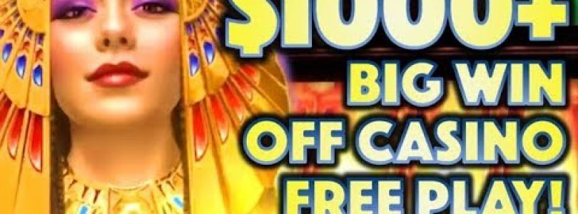★HUGE BIG WIN!★ AMAZING COMEBACK!! CLEOPATRA GOLD & SPIN IT GRAND Slot Machine Bonus