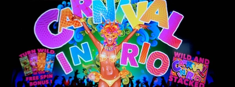 Multimedia Games — Carnival in Rio : Free Spin Bonus on a $1.50 bet
