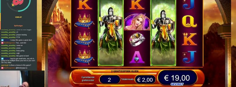 Black Knight 2 — First Spin Special — Big Win