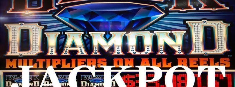 Big Win & Handpay Jackpot — Black Diamond Max Bet $27 @ San Manuel Casino