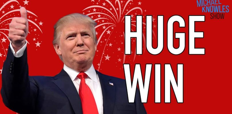 Trump's Latest Huge Win