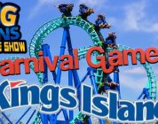 Carnival Games at Kings Island — Big Wins! Arcade Show