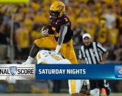 Highlights: Arizona State football rolls to big win over Kent State in season opener