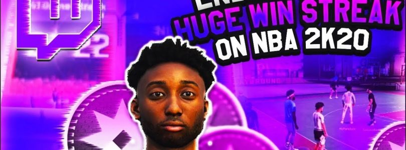 ENDING HUGE WIN STREAK ON NBA 2K20 TNB VS HUH NATION