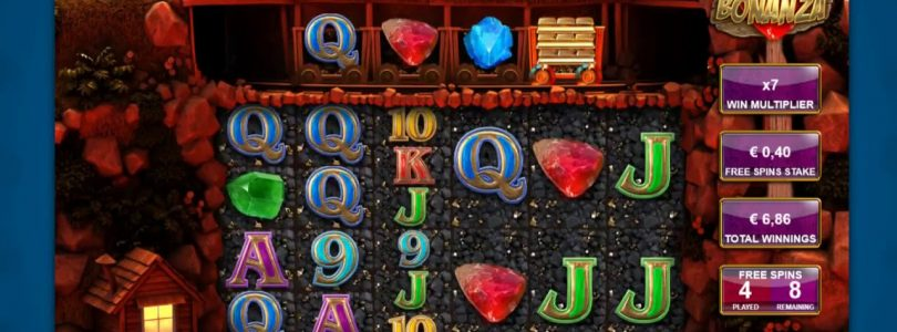 MEGA BIG WIN on Bonanza SLOT