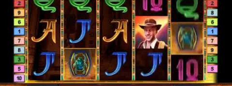 SLOTS MACHINES Book of Ra (MEGA BIG WIN) — CASINO ONLINE