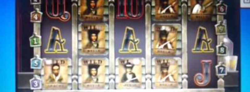 Dead Or Alive Slot big win