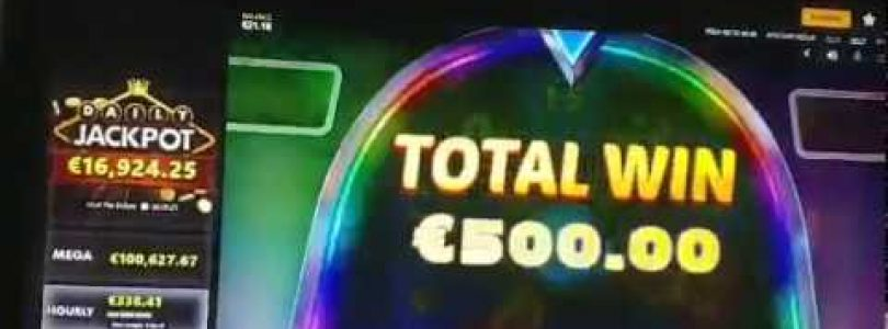 Mystery Reels BIG WIN (Bwin)