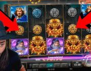 The Sword and The Grail top 5 BIG WINS — Record win on slot