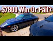 Cheap Copart $7100 Porsche 911 996 Carrera — Big Win or Big Fail?
