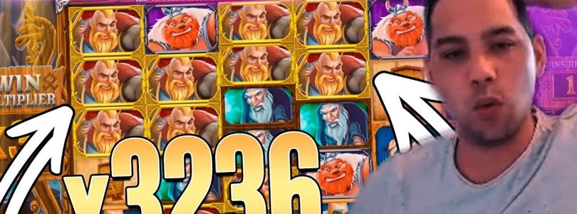 The Viking unleashed top 5 BIG WINS — Record win on slot