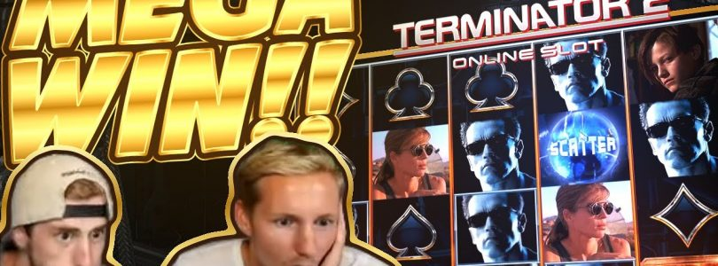 MEGA WIN!!! Terminator 2 HOTMODE BIG WIN — HUGE WIN on Casino Game