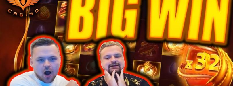 Big Win on Dragon's Fire Megaways Slot — Casino Stream Big Wins