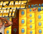 HUGE WIN!!!! Legacy Of Ra BIG WIN — INSANE WIN on Casino Game