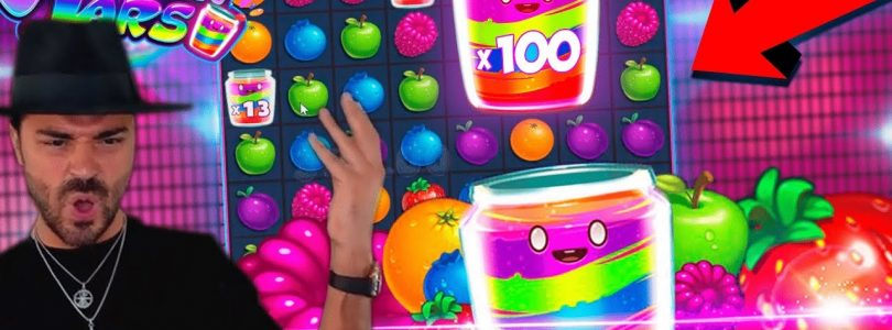 ROSHTEIN Big Win on Jammin Jars slot — Top 5 Biggest Wins of week