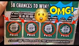 [$30 Ticket] My Biggest win of my LIFE! $10,000,000 BANKROLL — CA SCRATCH OFF LOTTERY TICKETS
