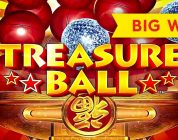 Treasure Ball 5 Elemental Legends Slot — BIG WIN!