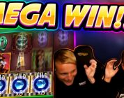 MEGA WIN! Riders of the Storm BIG WIN — HUGE WIN on new slot from Thunderkick