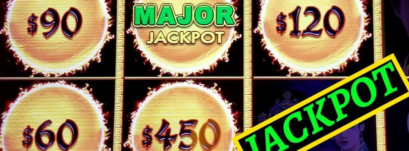 High Limit — Dragon Link Slot Machine $30 Bet ✪HANDPAY JACKPOT✪ |Dragon Link Golden Century HUGE WIN