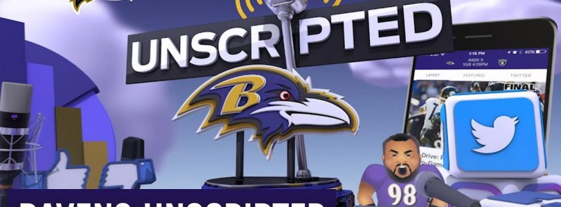 Big Win + Bye = Good Vibes | Ravens Unscripted