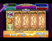 £384 MEGA BIG WIN (640 X STAKE) RICHES OF ROME™ BIG WIN SLOTS AT JACKPOT PARTY