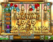 Big Time Gaming — Queen Of Riches — Big Win