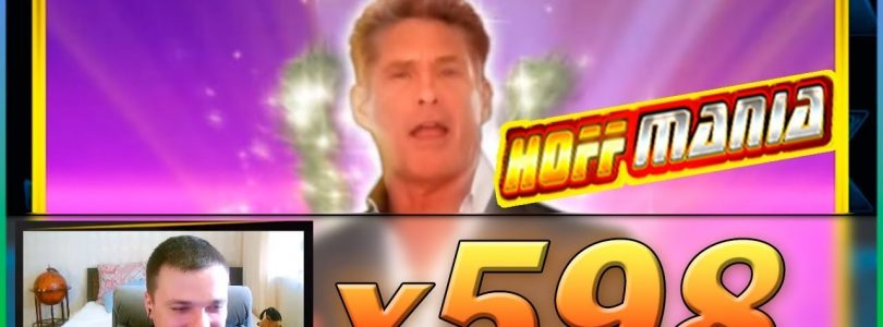 Hoff Mania Novomatic Game — MEGA BIG WIN. Online Slots.