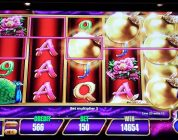 BIG WIN on Quick Fire Jackpot slot free spins
