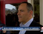 Matt Bevin repeats his prediction of a big win over Andy Beshear as KY polls close