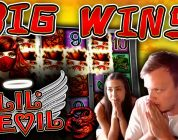 2 BONUSES! — SUPER BIG WIN on Lil Devil + HEARTSTOPPER BONUS!!!