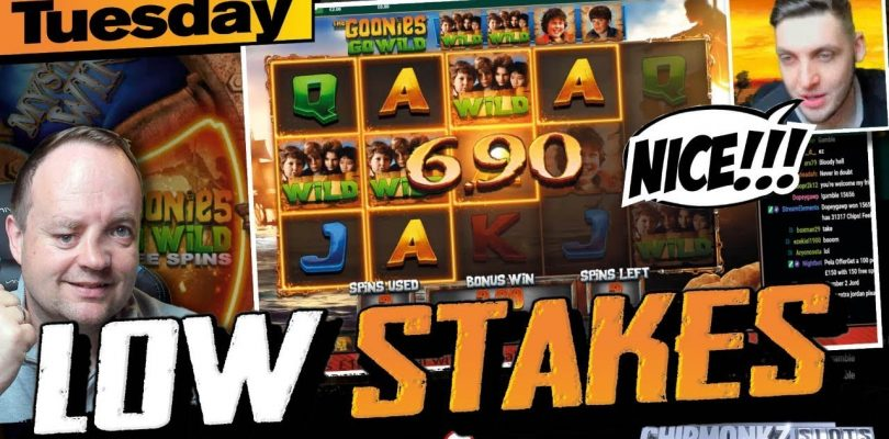 Online Slots — Big wins and bonus rounds Low Stake Tuesday