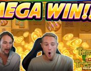 MEGA WIN!!! Temple of Treasure BIG WIN — Casino game from CasinoDaddy Live Stream