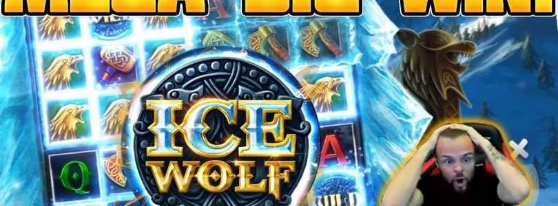 MEGA BIG WIN on ICE WOLF! NEW SLOT! by ClassyBeef