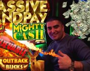 My Biggest Handpay Jackpot On Mighty Cash OUTBACK BACKS Slot Machine- Unbelievable JACKPOT !