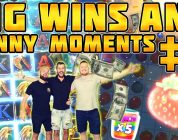 BIG WINS AND FUNNY MOMENTS #1 Livestream Highlights by ClassyBeef