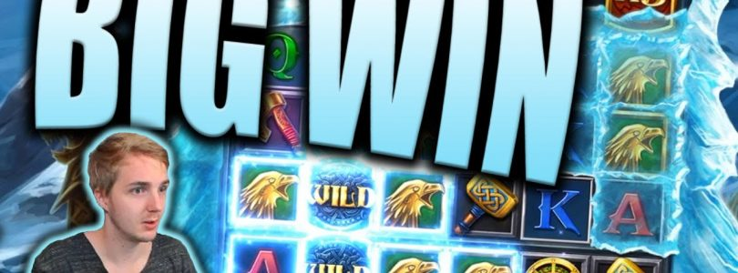BIG WIN on ICE WOLF Slot — Casino Stream Big Wins