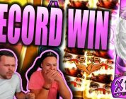 RECORD WIN on Lil' Devil Slot — Casino Stream Big Wins