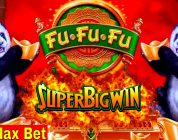 FU-FU-FU Panda Slot Machine SUPER BIG WIN | Live Slot Play w/NG Slot !