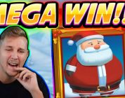 MEGA WIN!!! FAT SANTA BIG WIN — Casino game from CasinoDaddy Live Stream