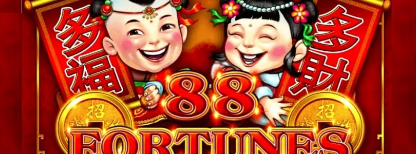 88 Fortunes Slot Machine Max Bet Bonus & BIG WIN | SEASON 6 | EPISODE #13