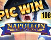 MEGA WIN!!! Napoleon BIG WIN — SICK WIN on Casino Game