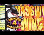 "★""MASSIVE"" BIG WIN!★ SUPER FREE GAMES! 