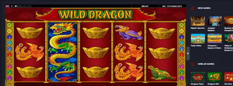 Wild dragon Amatic 2000Amd bet adjarabet.am (- 240 000 ) Part 1