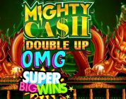 NEW!! Mighty Cash Double Up Slot Machine HUGE WIN | New BLOCK Bonanza Rio Slot BIG WIN