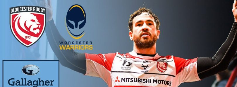 Gloucester v Worcester HIGHLIGHTS | 5 Second Half Tries In Big Win! | Gallagher Premiership