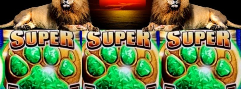 Sunset King Slot Machine SUPER FEATURE & BIG WIN | Riches Drop Plop Plop Peach Slot Max Bet Bonuses